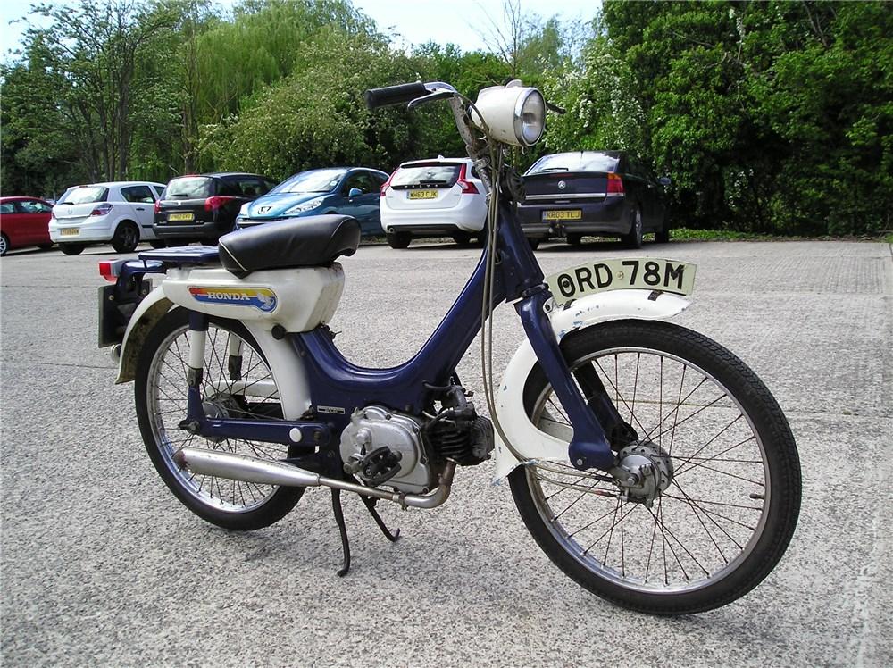Oxford Classic Honda Motorcycles Sale
