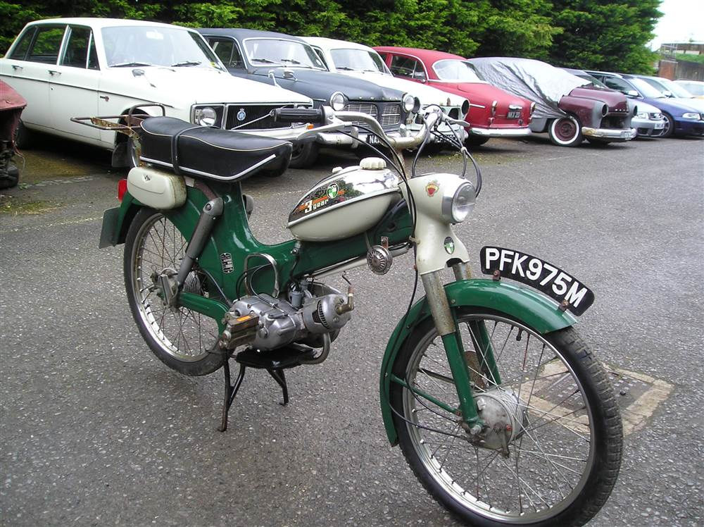 Oxford Classic Honda - Motorcycles and Motorbikes from the