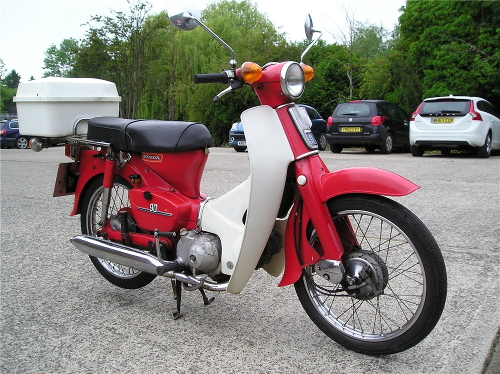 1960 70 s vintage honda motor cycles