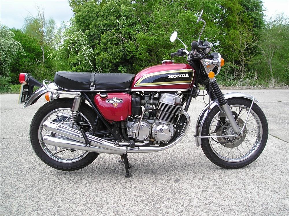 Classic Honda Motorcycles Oxford
